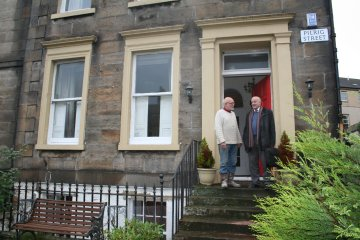 Pilrig Street with ARB and John Cambell