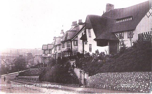 Purley FMH in 1921